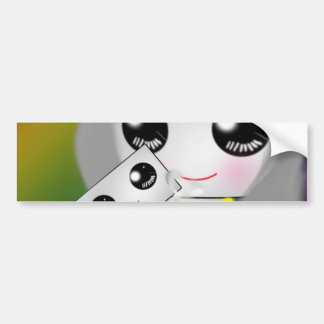 Grandma and Child Bumper Sticker