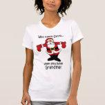 Grandma Christmas t-shirt