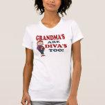GRANDMA DIVA TSHIRTS