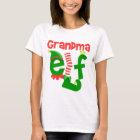 Grandma elf T-Shirt