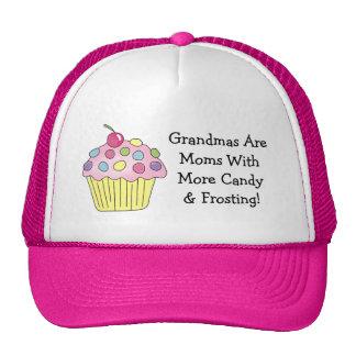 Grandma Frosting Trucker Hat
