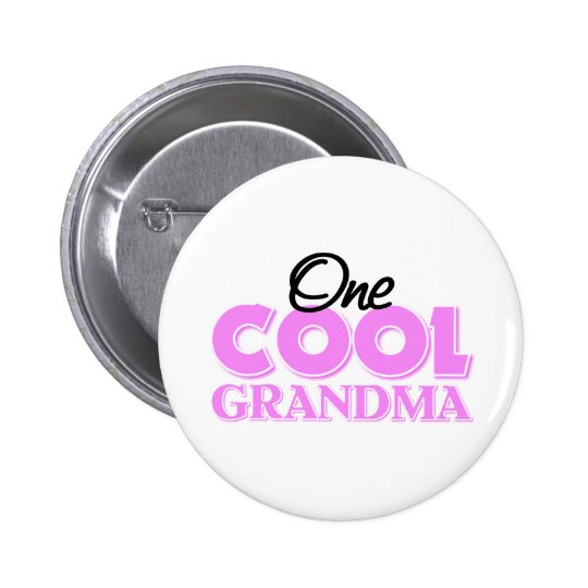 Grandma Gift 6 Cm Round Badge