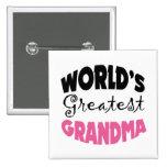 Grandma Gift Button