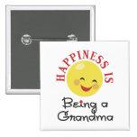 Grandma Gift Buttons