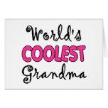 Grandma Gift Cards