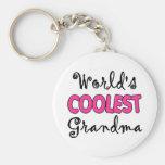 Grandma Gift Keychains