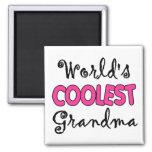 Grandma Gift Magnets