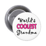 Grandma Gift Pinback Buttons
