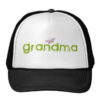 Grandma Mesh Hats