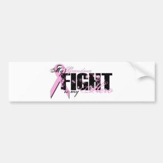 Grandma Hero - Fight Breast Cancer Bumper Sticker