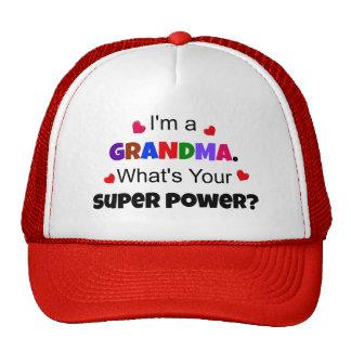 Grandma Humor Cap
