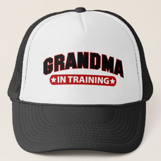 Grandma In Training Trucker Hat