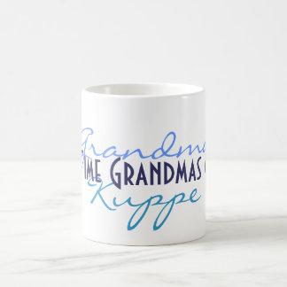 Grandma, Kuppe, 1st Time Grandmas Club Magic Mug