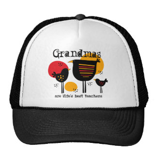 Grandma Life's Best Teacher Hat
