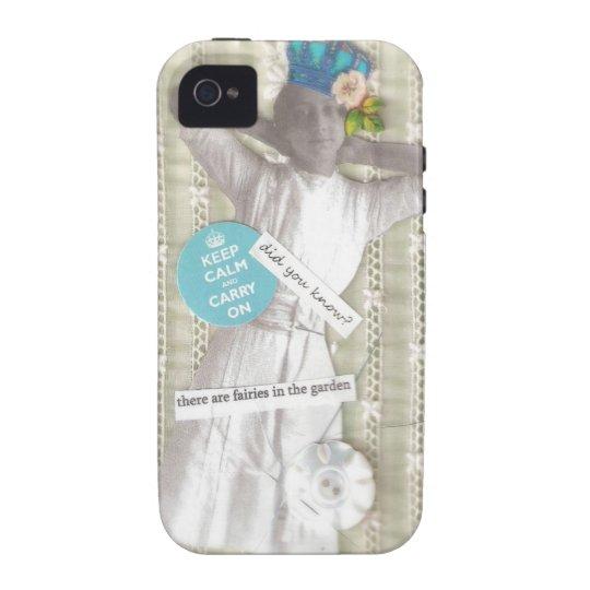 Grandma Madge Vibe iPhone 4 Cover