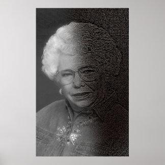 Grandma Money Poster