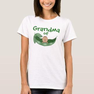 Grandma of Baby Boy with Darker Skin T-Shirt