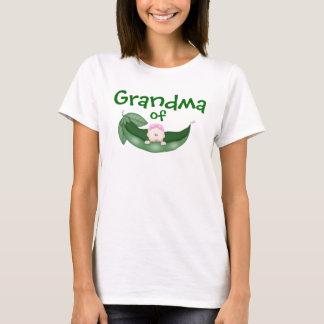 Grandma of Baby Girl T-Shirt