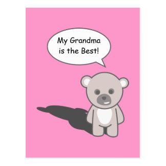 Grandma postcard1 postcard