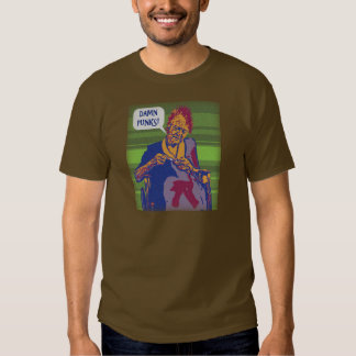 Grandma punk shirt