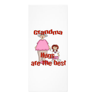 grandma rack card design
