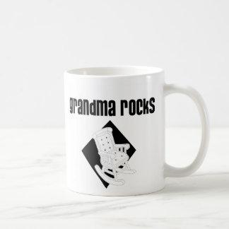 Grandma Rocks Coffee Mug