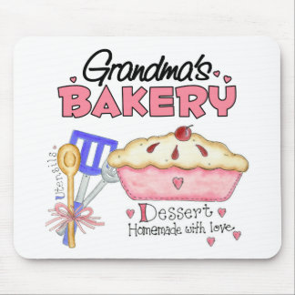 Grandma s Bakery Gift Mouse Pads