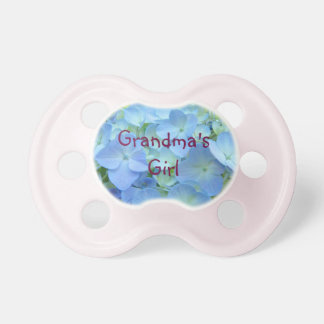 Grandma s Girl pacifier custom Grandaughters gifts