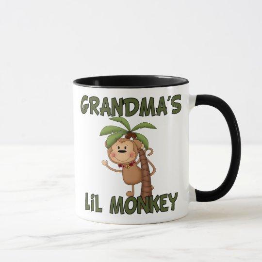 Grandma s Little Monkey Mug