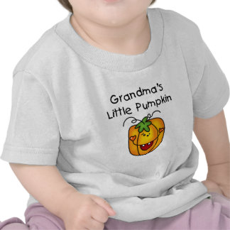 Grandma s Little Pumpkin T-shirts and gifts