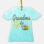 Grandma to Be Christmas Tree Ornament