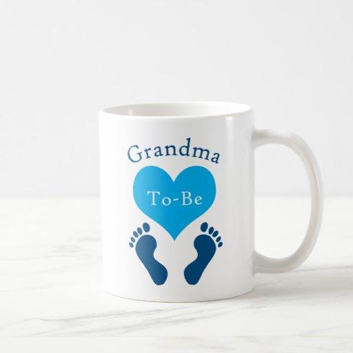 Grandma To-Be Mugs
