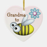 Grandma to Bee/ Expecting announcement