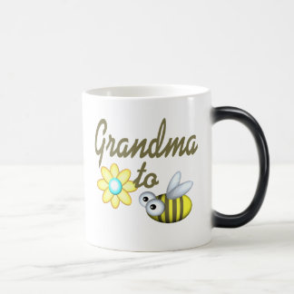 Grandma to Bee Magic Mug
