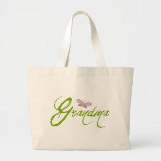 Grandma Jumbo Tote Bag