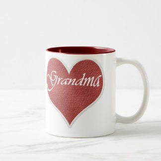 Grandma Two-Tone Mug
