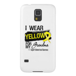 Grandma Yellow Ribbon Endometriosis Galaxy Nexus Covers