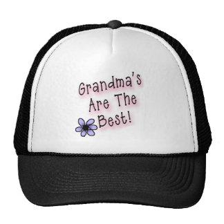 Grandmas Are the Best Hats