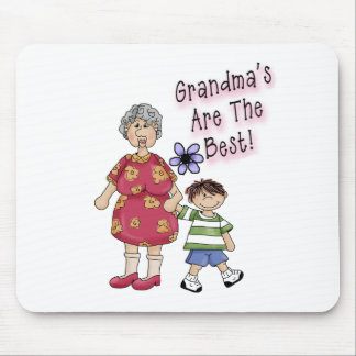 Grandmas Are The Best Mouse Mats