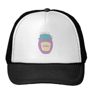 Grandma's Best Trucker Hat
