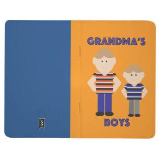 Grandma's Boys Journal