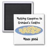 Grandma's Cookies... Magnet
