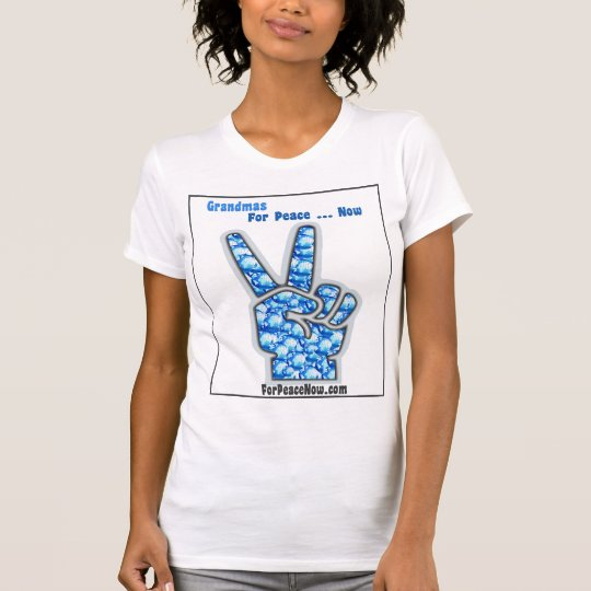 Grandmas For Peace ... Now T-Shirt