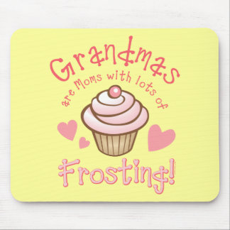 Grandma's Frosting Mouse Mat