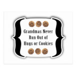 Grandma's Have Cookies Post Cards