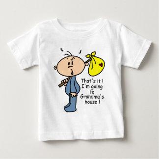 Grandma's House Baby (BLUE) T-shirts