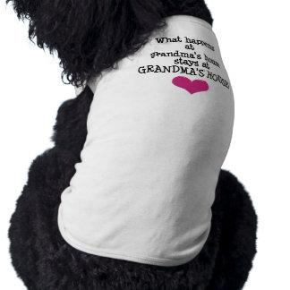 Grandma's House Shirt