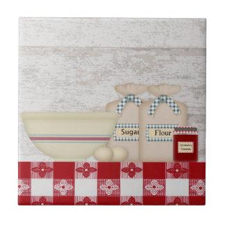 Grandma's Kitchen Tile