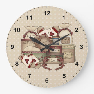 Grandmas Kitchen Wallclocks