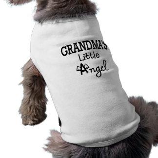 Grandma's little angel shirt